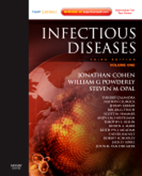 Infectious Diseases, 3rd ed., in 2 vols.With Expert Consult