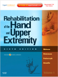 Rehabilitation of the Hand & Upper Extremity, 6th ed.,In 2 vols.