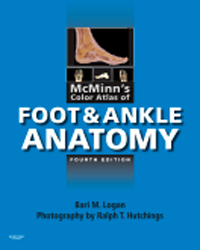McMinn's Color Atlas of Foot & Ankle Anatomy, 4th ed.