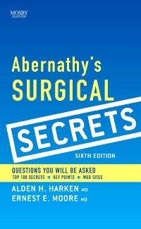 Abernathy's Surgical Secrets, 6th ed.