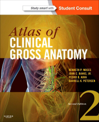Atlas of Clinical Gross Anatomy, 2nd ed.