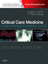 Critical Care Medicine, 4th ed.- Principles of Diagnosis & Management in the Adult