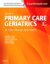 Ham's Primary Care Geriatrics, 6th ed.- A Case-Based Approach