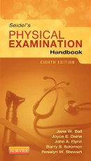 Seidel's Physical Examination Handbook, 8th ed.