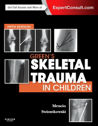 Green's Skeletal Trauma in Children, 5th ed.
