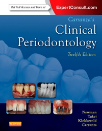 Carranza's Clinical Periodontology, 12th ed.
