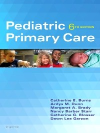 Pediatric Primary Care, 6th ed.