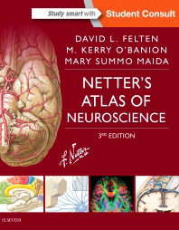 Netter's Atlas of Neuroscience, 3rd ed.