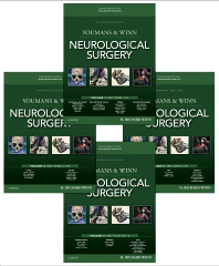 Youmans & Winn Neurological Surgery, 7th ed. in 4 vols.