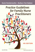 Practice Guidelines for Family Nurse Practitioners, 4thEd.