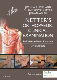 Netter's Orthopaedic Clinical Examination, 3rd ed.- An Evidence-Based Approach