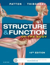 Structure & Function of the Body,15th ed., Paperback