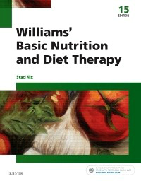 Williams' Basic Nutrition & Diet Therapy, 15th ed.