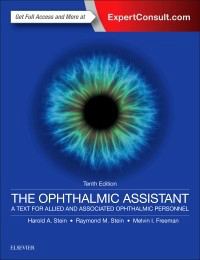 Ophthalmic Assistant, 10th ed.- A Text for Allied & Associated Ophthalmic Personnel