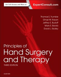 Principles of Hand Surgery & Therapy, 3rd ed.