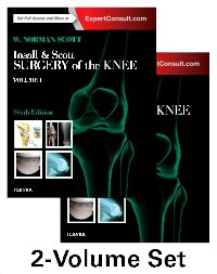 Insall & Scott Surgery of the Knee, 6th ed., in 2 vols.