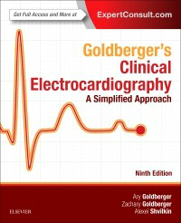 Goldberger's Clinical Electrocardiography, 9th ed.- A Simplified Approach