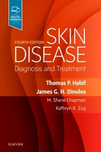 Skin Disease, 4th ed.- Diagnosis & Treatment
