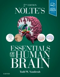 Nolte's Essentials of Human Brain, 2nd ed.