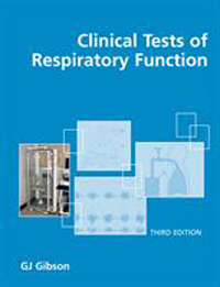 Clinical Tests of Respiratory Function, 3rd ed.