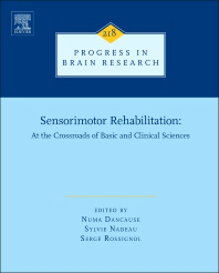 Progress in Brain Research, Vol.218- Sensorimotor Rehabilitatin: at the Crossroads ofBasic & Clinical Sciences