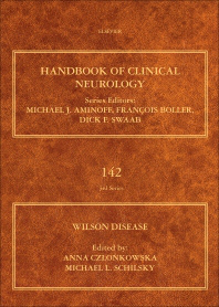 Handbook of Clinical Neurology, Vol.142- Wilson Disease