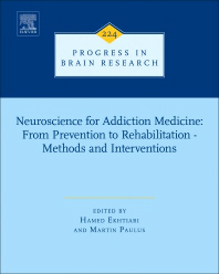 Progress in Brain Research, Vol.224- Neuroscience for Addiction Medicine: from PreventionTo Rehabilitation -Methods & Interventions