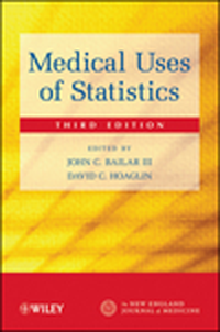 Medical Uses of Statistics, 3rd ed., Paperback