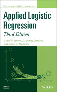 Applied Logistic Regression, 3rd ed.