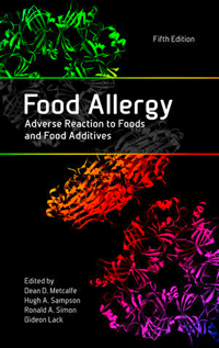 Food Allergy, 5th ed.- Adverse Reactions to Food & Food Additives