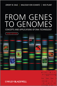 From Genes to Genomes, 3rd ed.- Concepts & Applications of DNA Technology