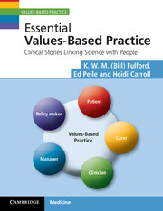 Essential Values-Based Practice- Clinical Stories Linking Science with People