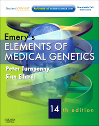 Emery's Elements of Medical Genetics, 14th ed.With Student Consult Online Access