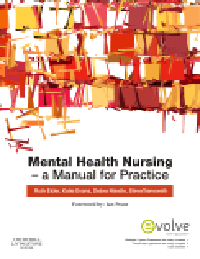 Mental Health Nursing- A Manual for Practice