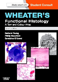 Wheater's Functional Histology, 6th ed.- A Text & Colour Atlas