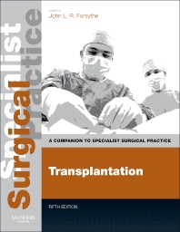 Transplantation, 5th ed.- Companion to Specialist Surgical Practice(With Online Access)