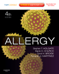 Allergy, 4th ed.(Vital Source E-Book)