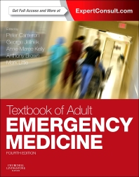 Textbook of Adult Emergency Medicine, 4th ed.