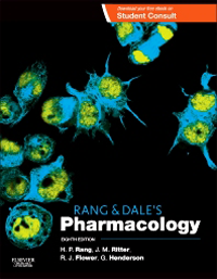 Rang & Dale's Pharmacology, 8th ed.