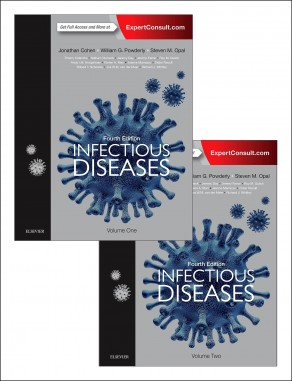 Infectious Diseases, 4th ed., in 2 vols.