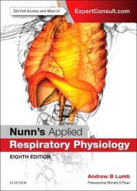 Nunn's Applied Respiratory Physiology, 8th ed.