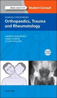 Churchill's Pocketbook of Orthopaedics, Trauma &Rheumatology, 2nd ed.