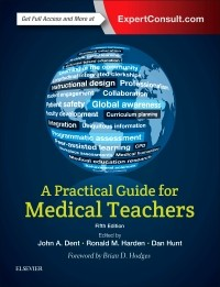 Practical Guide for Medical Teachers, 5th ed.