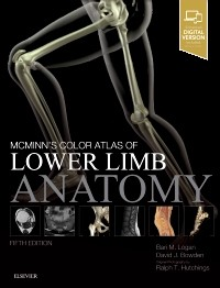 McMinn's Color Atlas of Lower Limb Anatomy, 5th ed.