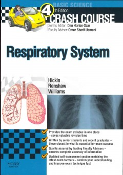 Crash Course: Respiratory System, 4th ed