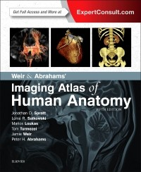 Weir & Abrahams' Imaging Atlas of Human Anatomy,5th ed.