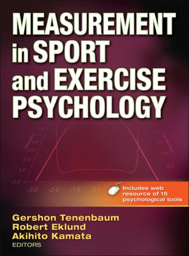 Measurement in Sport & Exercise Psychology