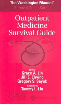 Outpatient Medicine Survival Guide (Washington Manual)