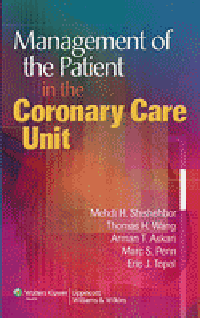 Management of Patient in Coronary Care Unit