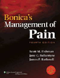 Bonica's Management of Pain, 4th ed.